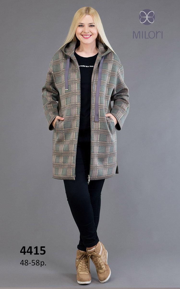Пальто 4415
