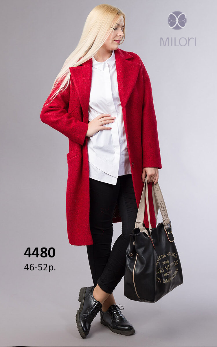 Пальто 4480