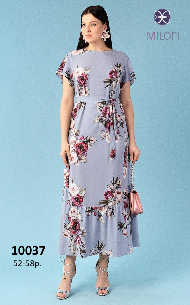 Платье 10037