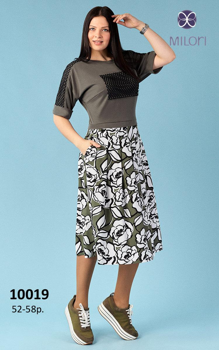 Платье 10019