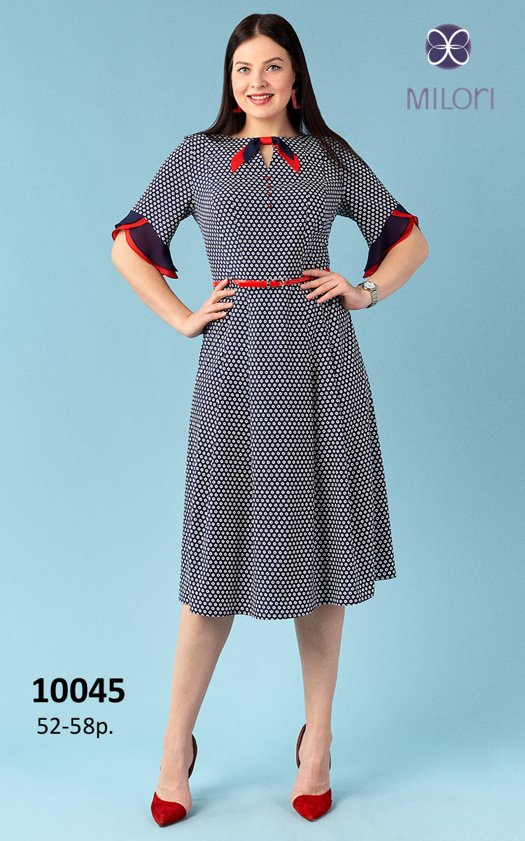 Платье 10045