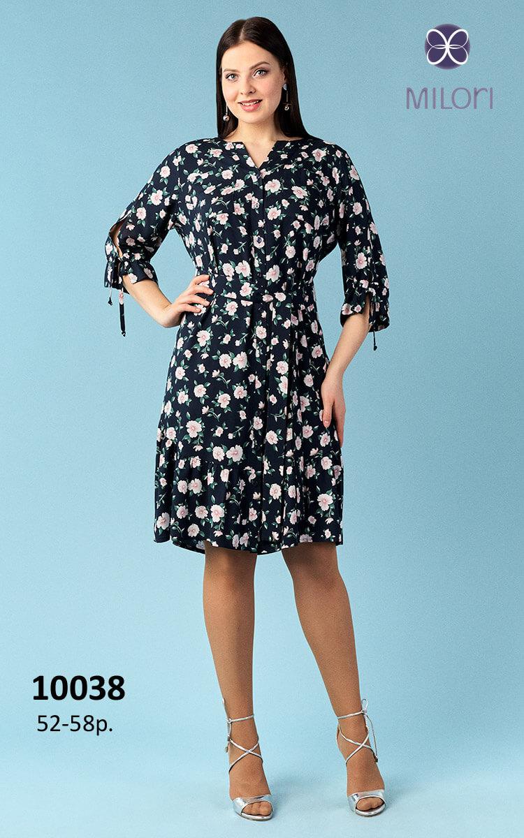 Платье 10038