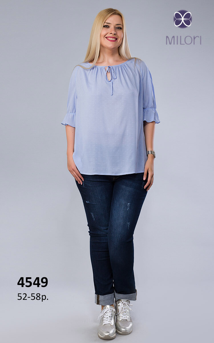 Блуза 4549