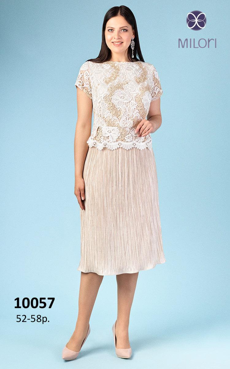 Платье 10057