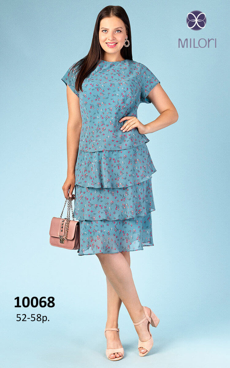 Платье 10068