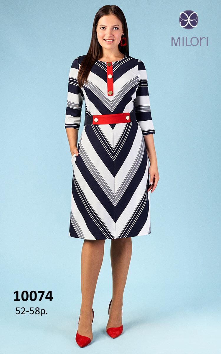 Платье 10074