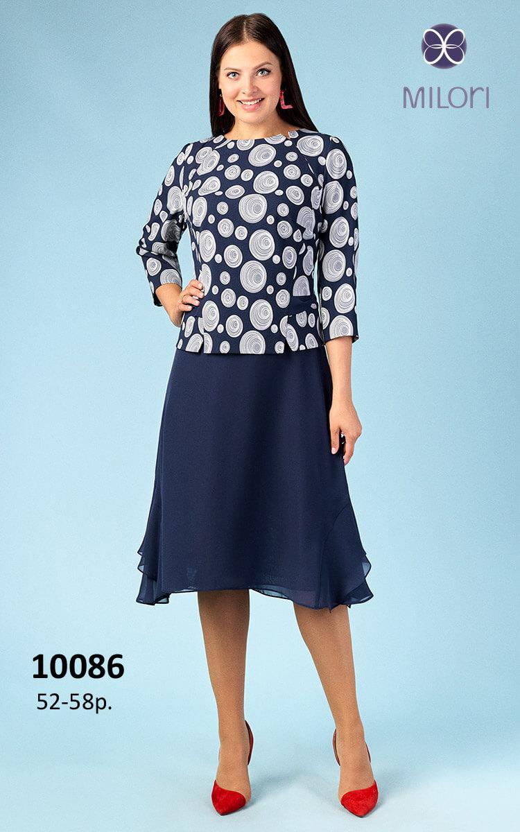 Платье 10086