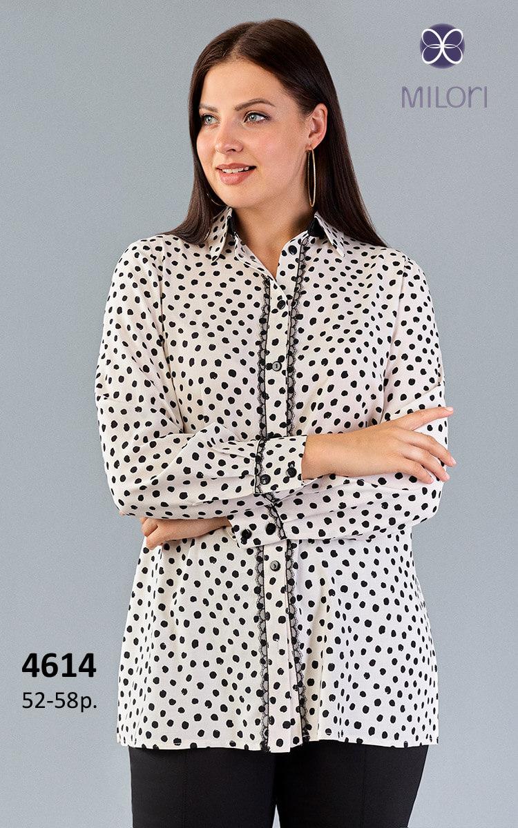 Блузка 4614
