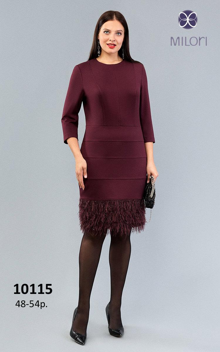 Платье 10115