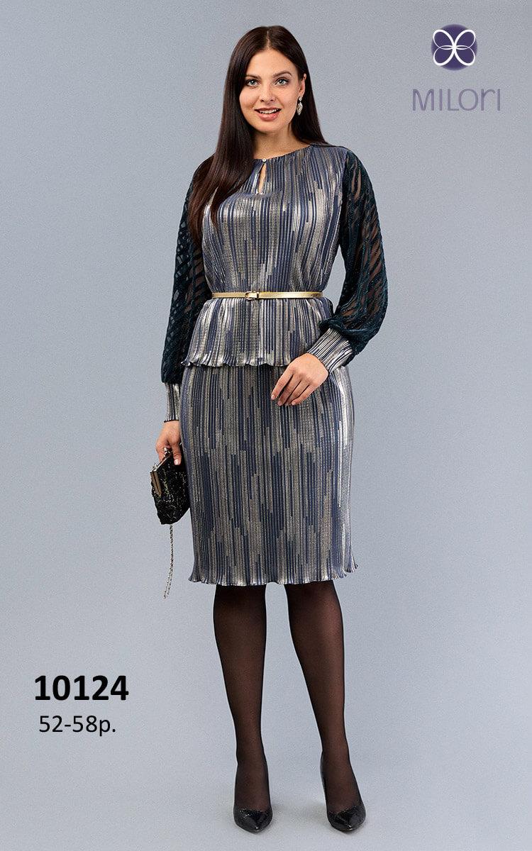 Платье 10124
