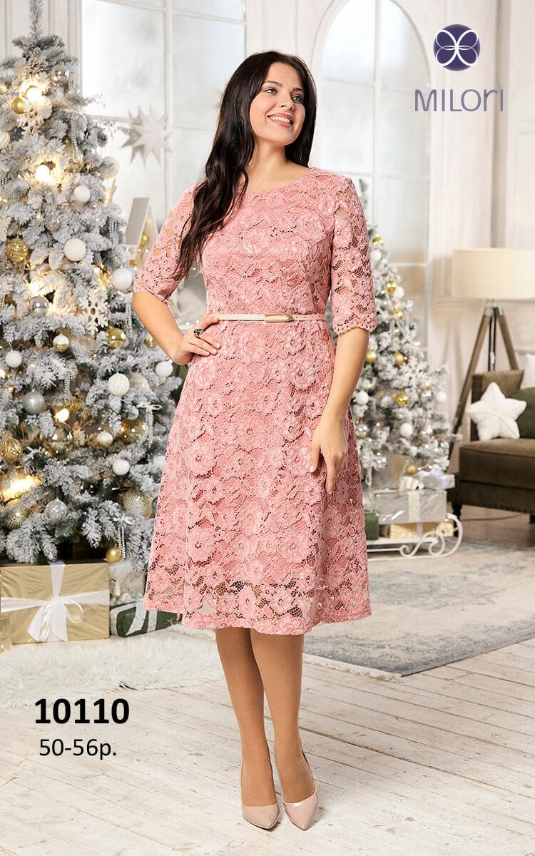 Платье 10110