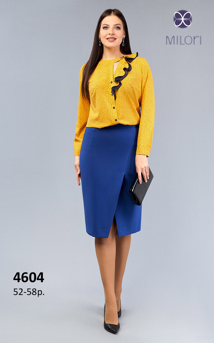 Блузка 4604