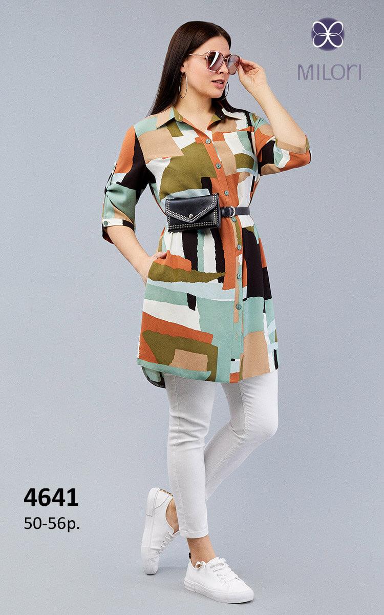 Блузка 4641