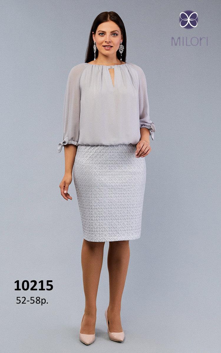 Платье 10215