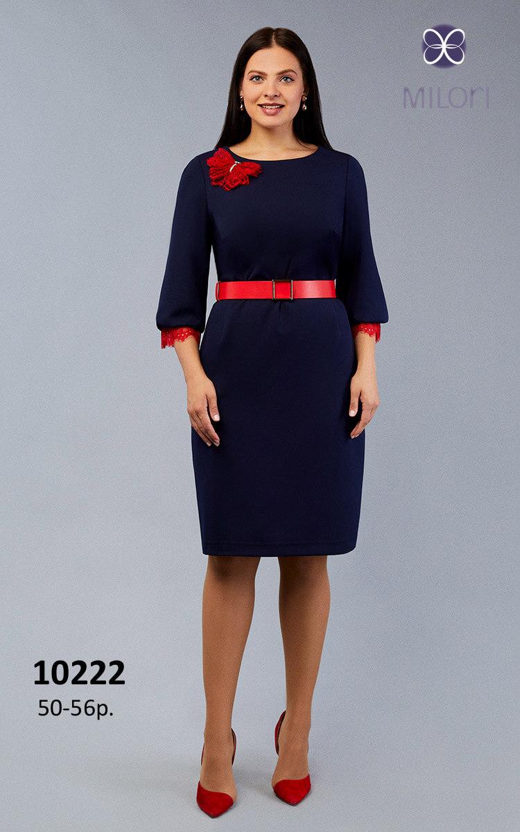 Платье 10222