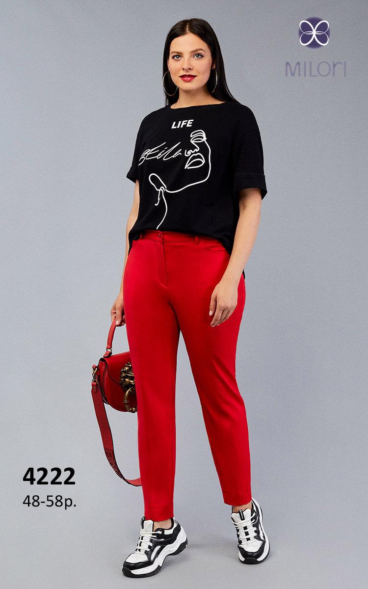 Брюки 4222