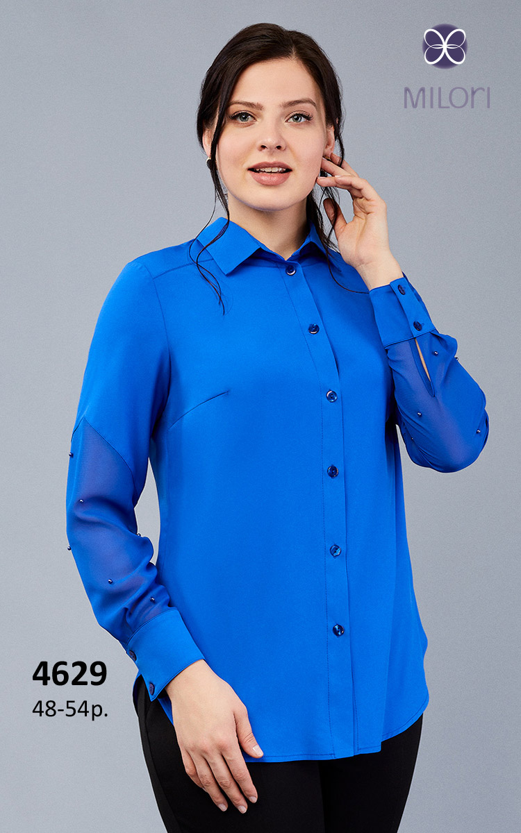 Блузка 4629