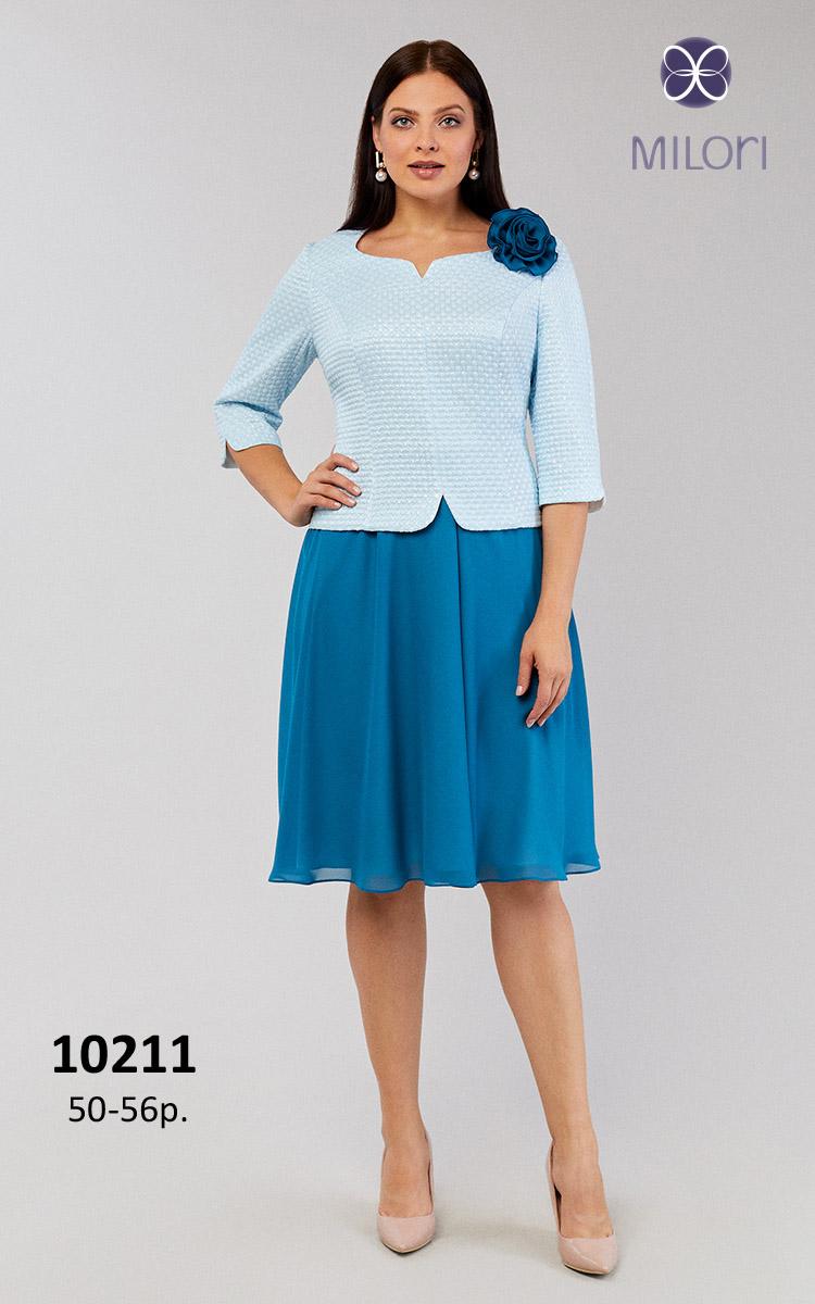 Платье 10211