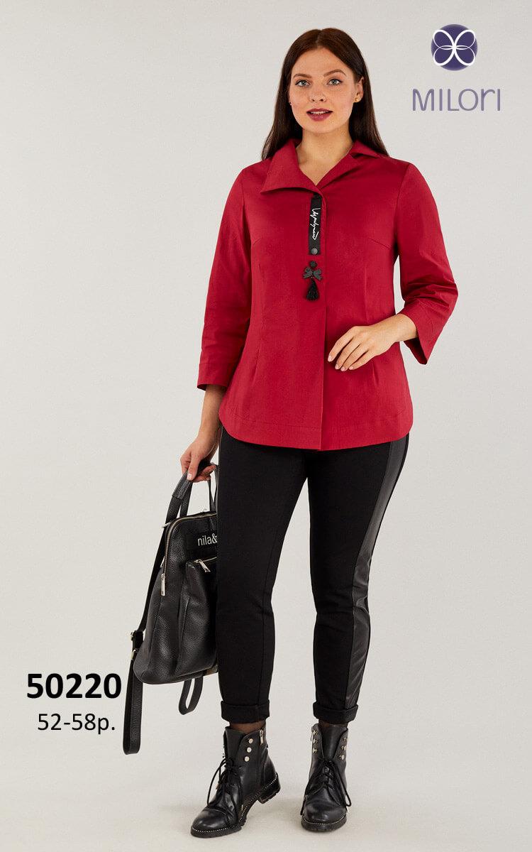 Блузка 50220