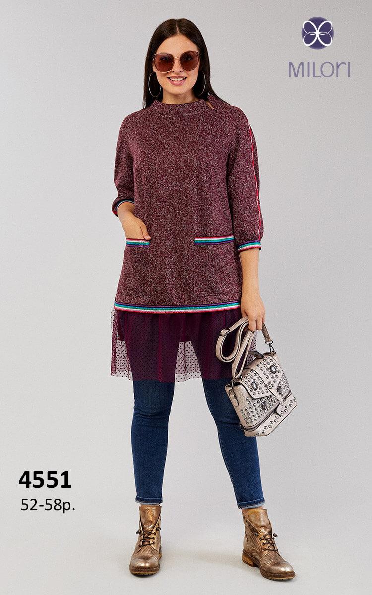 Туника 4551