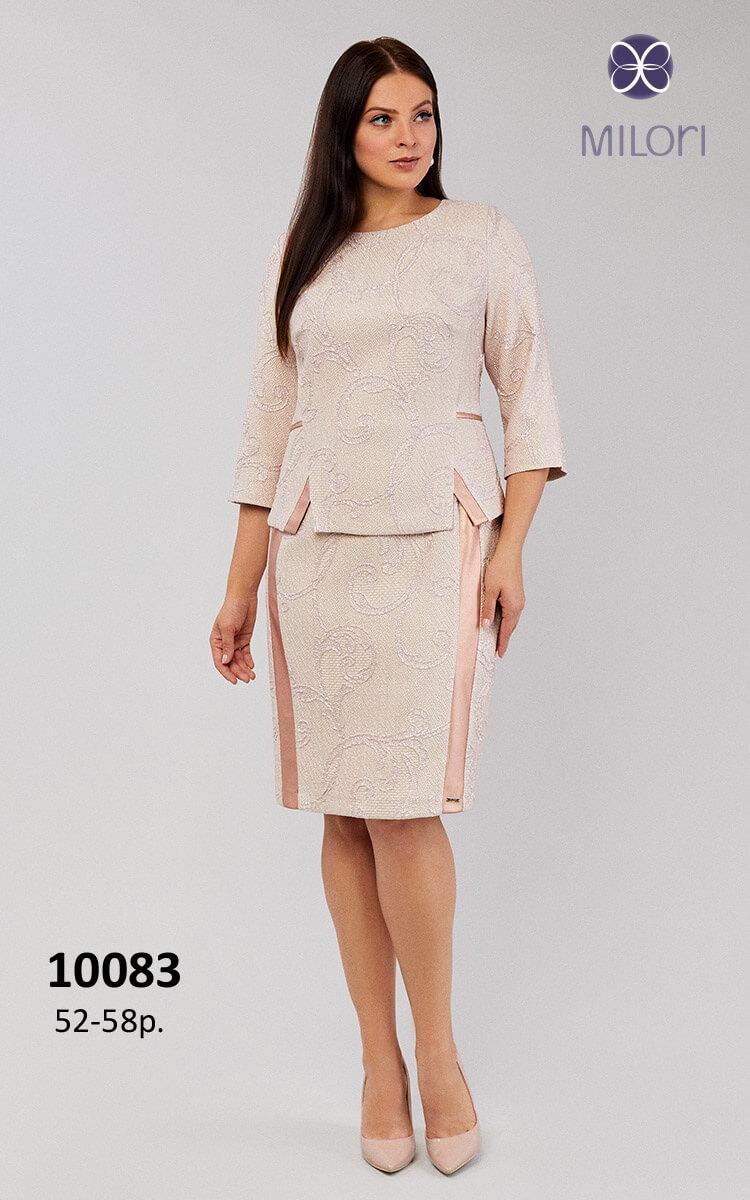 Платье 10083