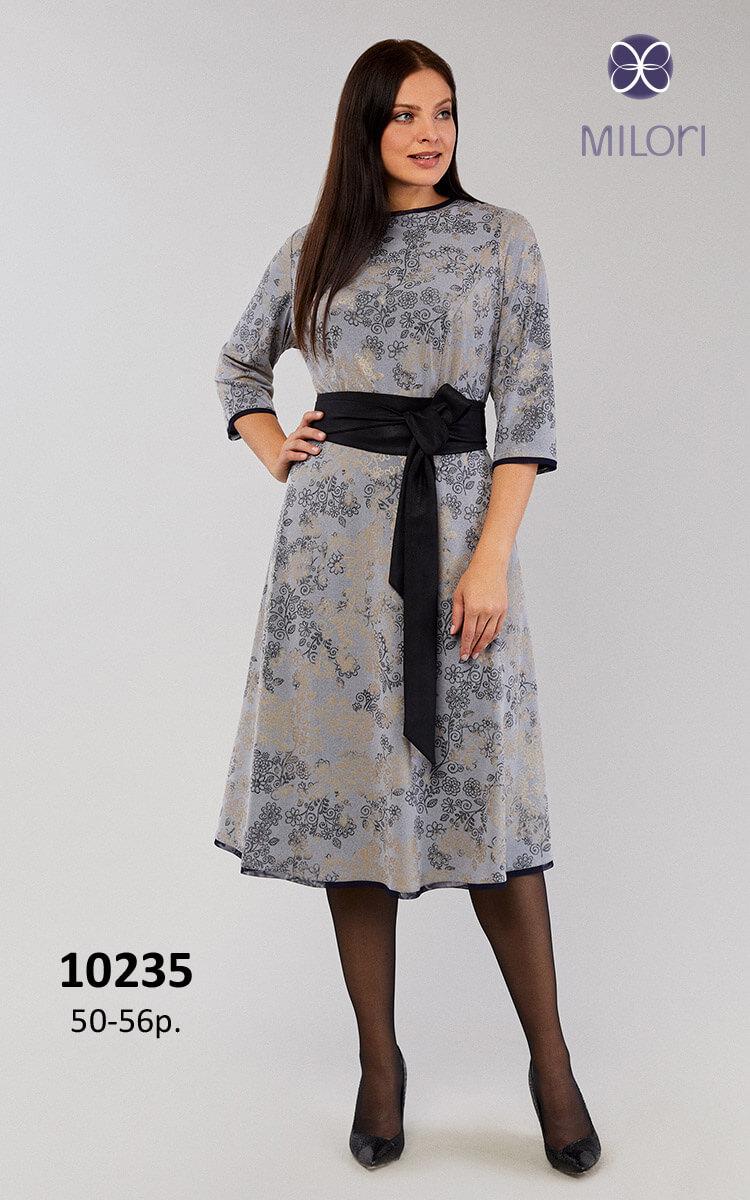 Платье 10235