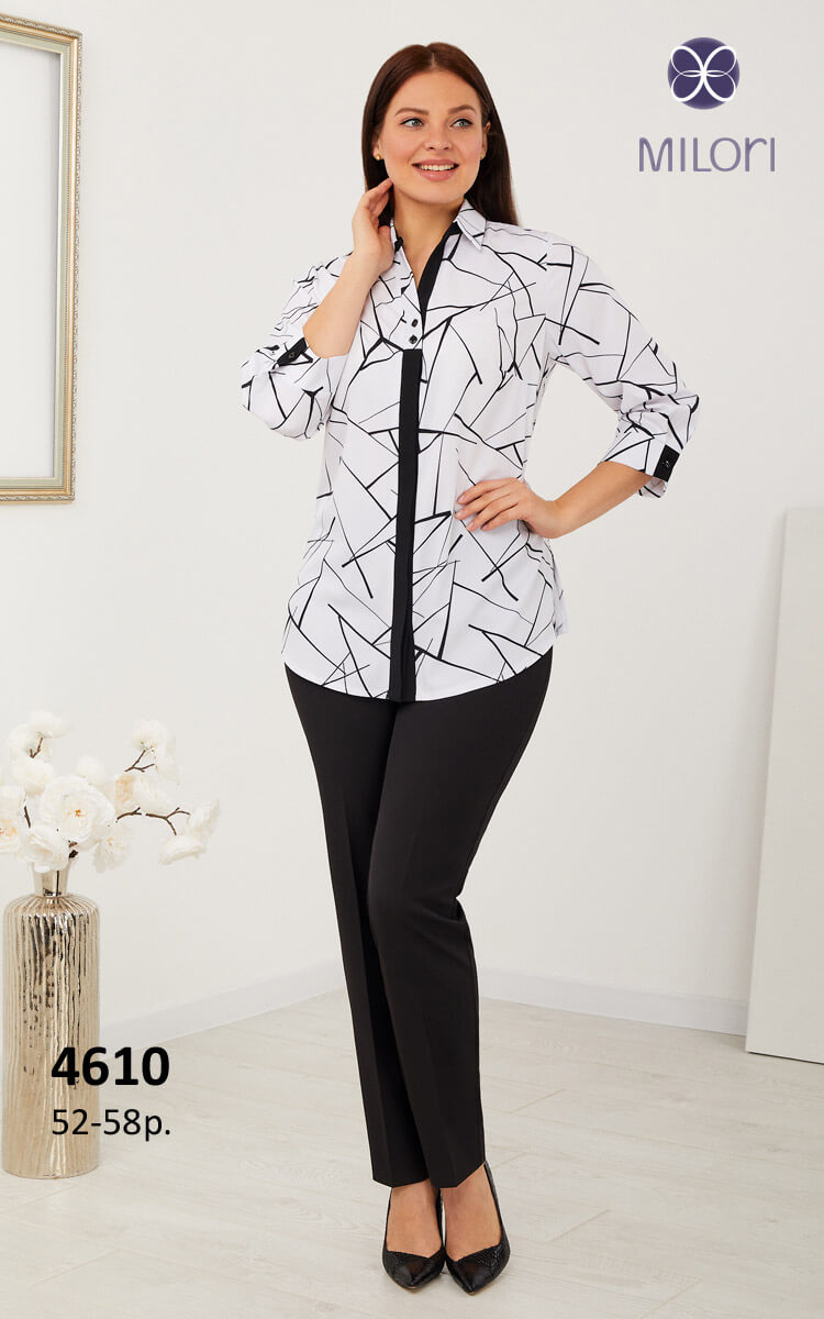 Блузка 4610