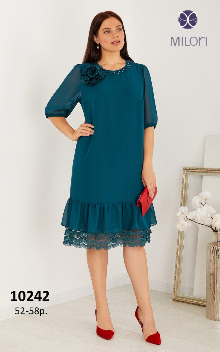 Платье 10242