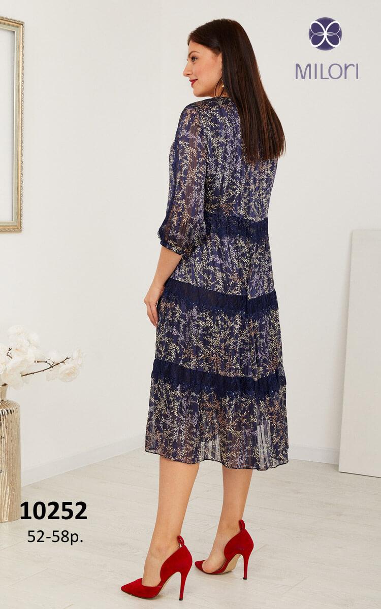 Платье 10252