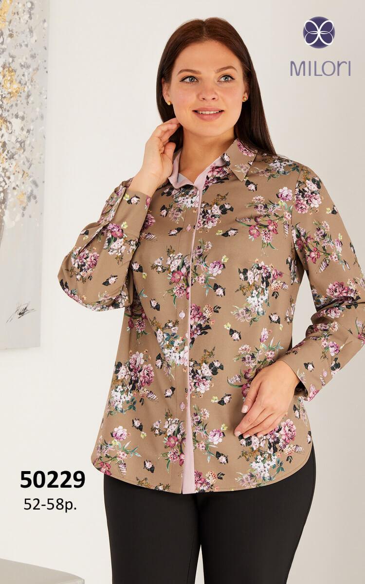 Блузка 50229