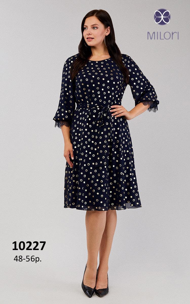 Платье 10227