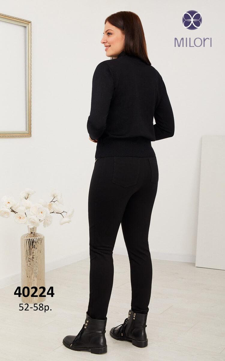 Брюки 40224