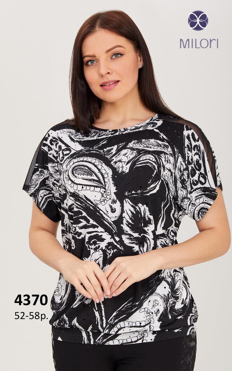 Блузка 4370