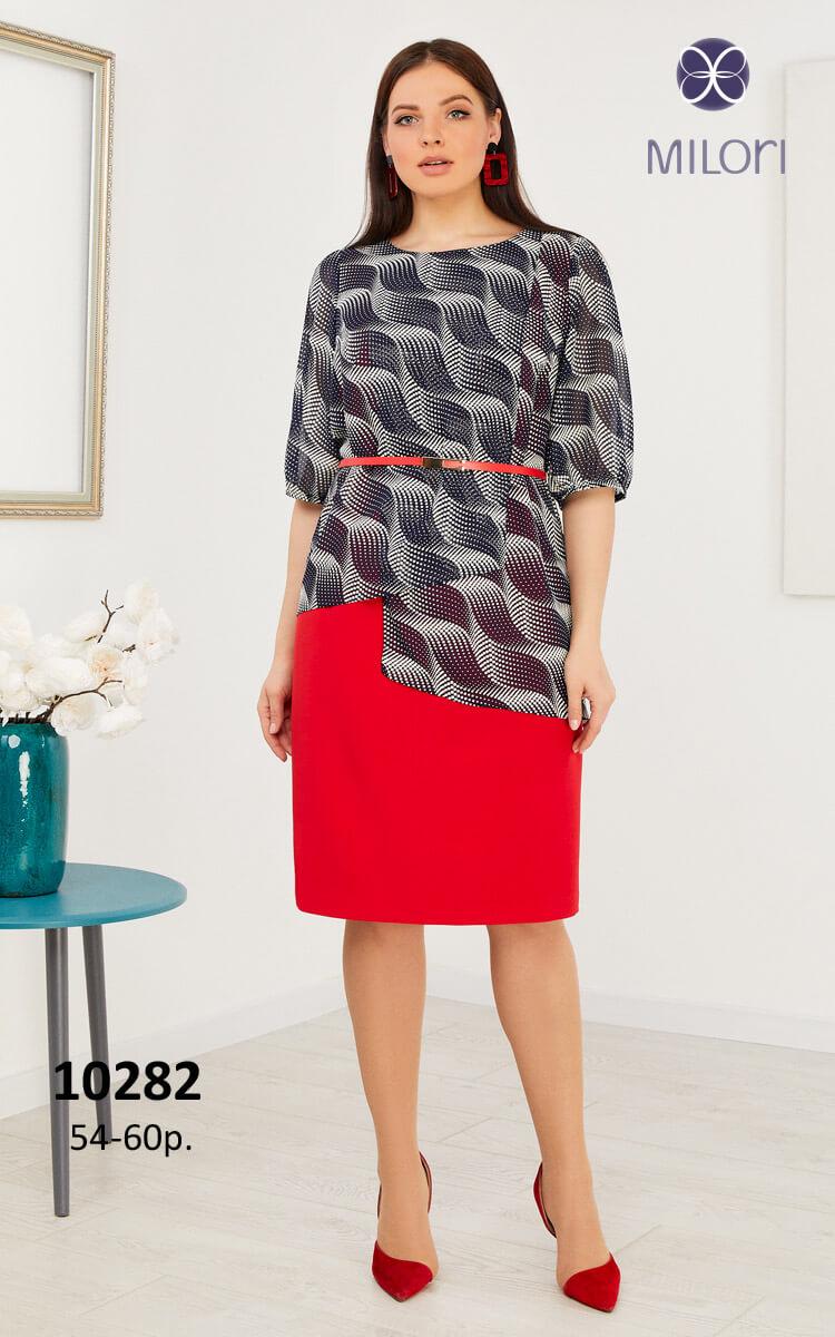 Платье 10282