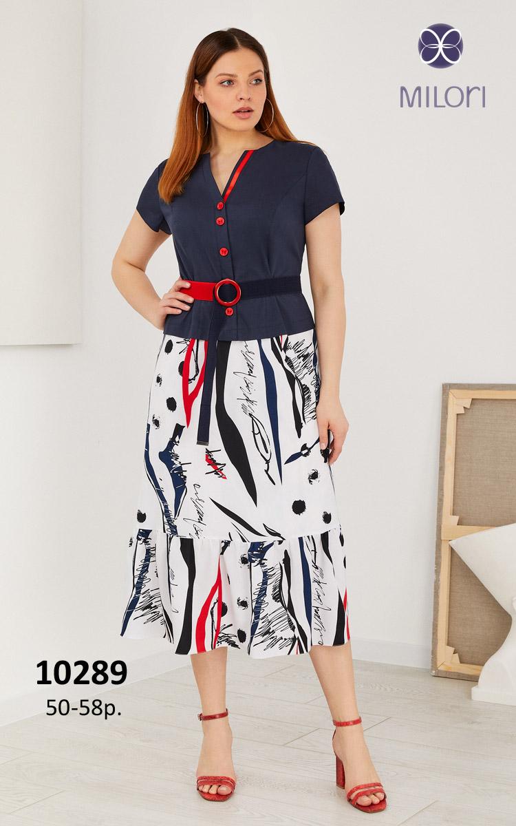 Платье 10289
