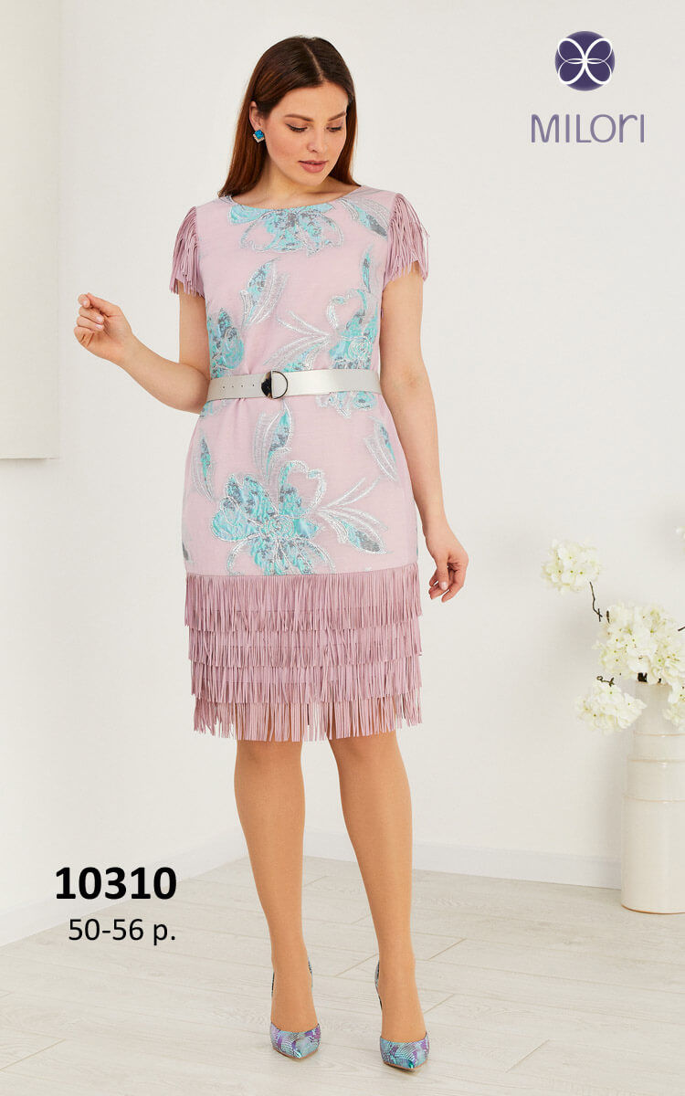 Платье 10310