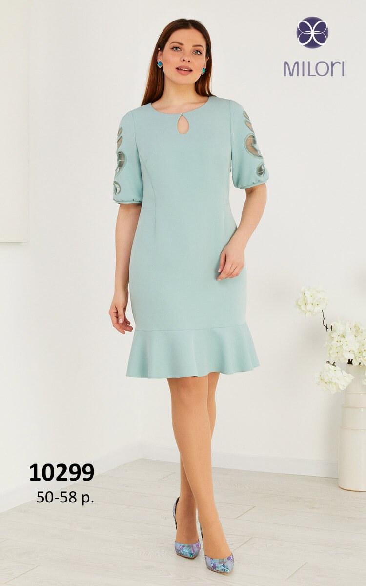 Платье 10299