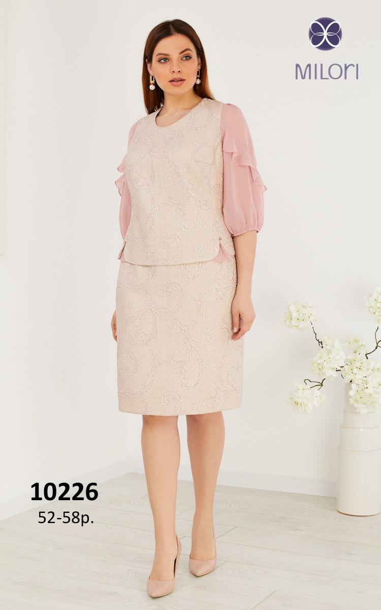 Платье 10226