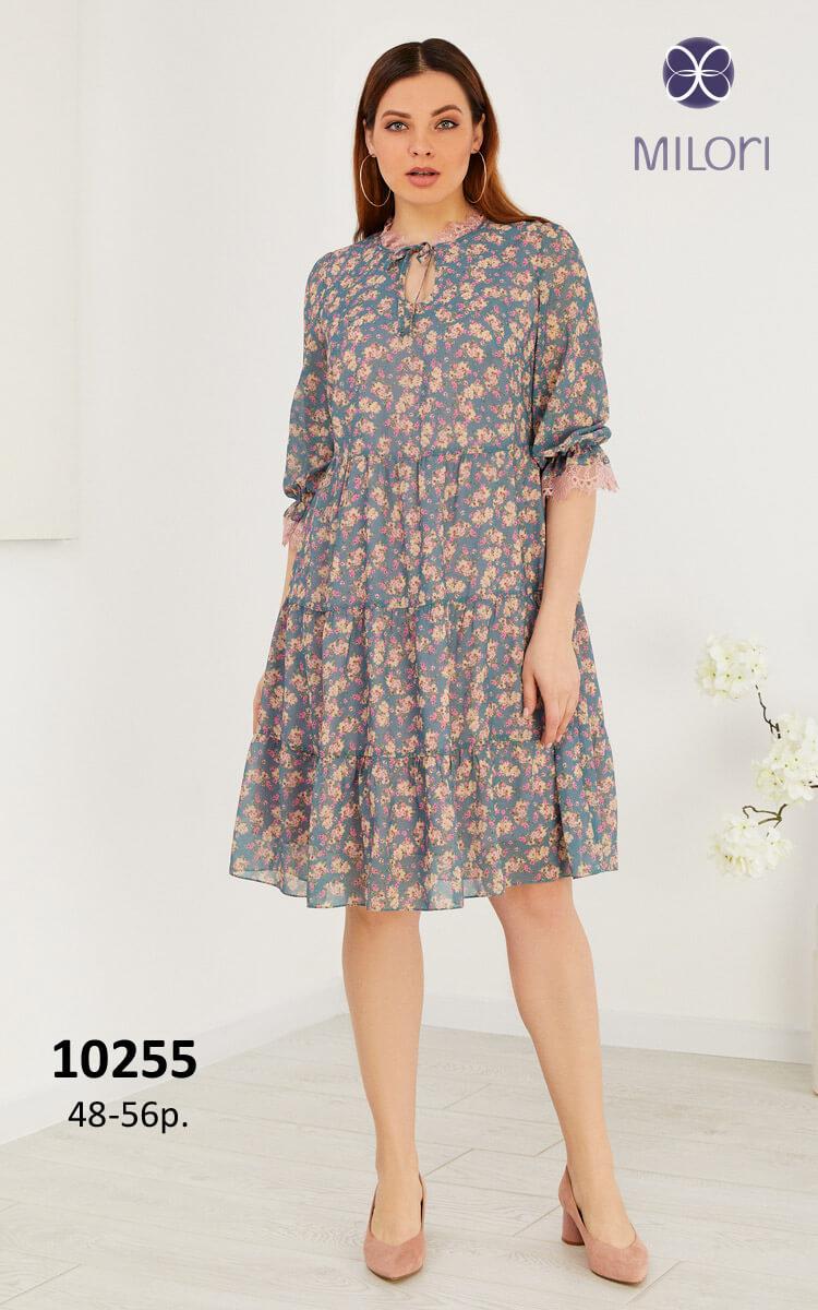 Платье 10255