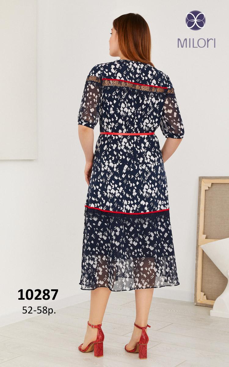 Платье 10287