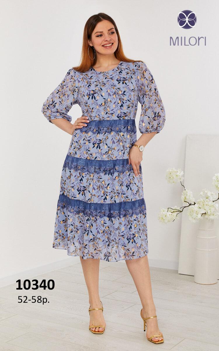 Платье 10340
