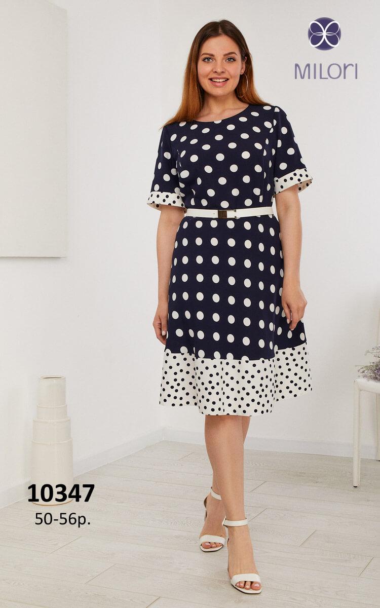 Платье 10347