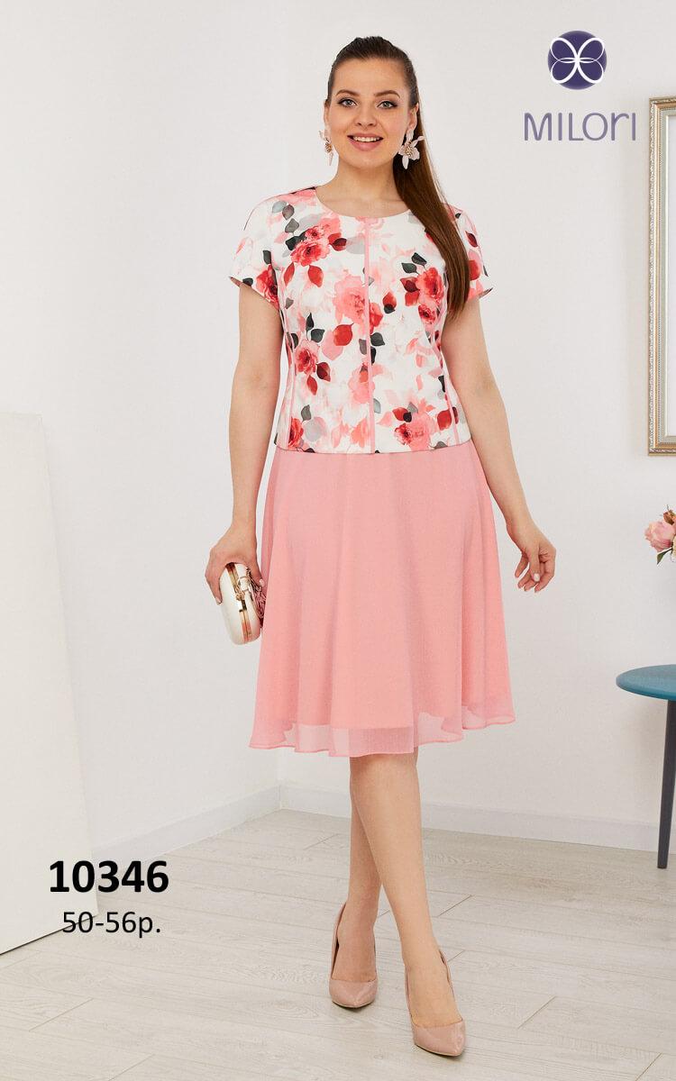 Платье 10346