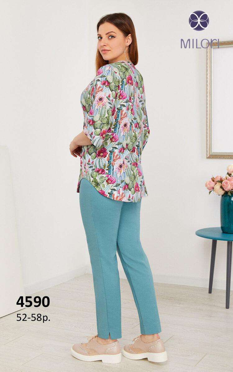 Блузка 4590