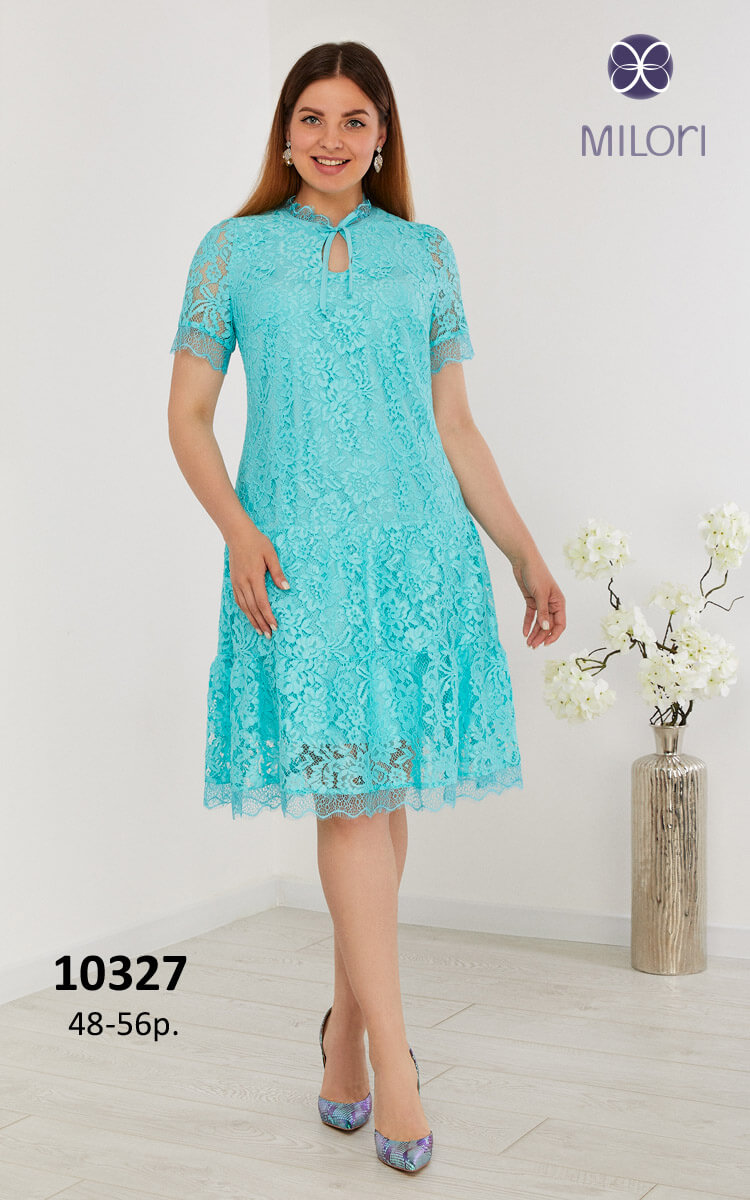 Платье 10327