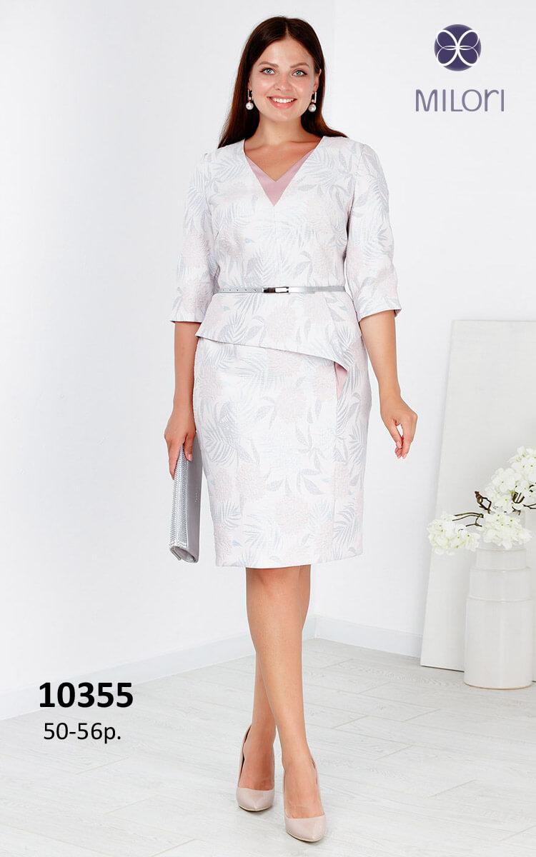 Платье 10355
