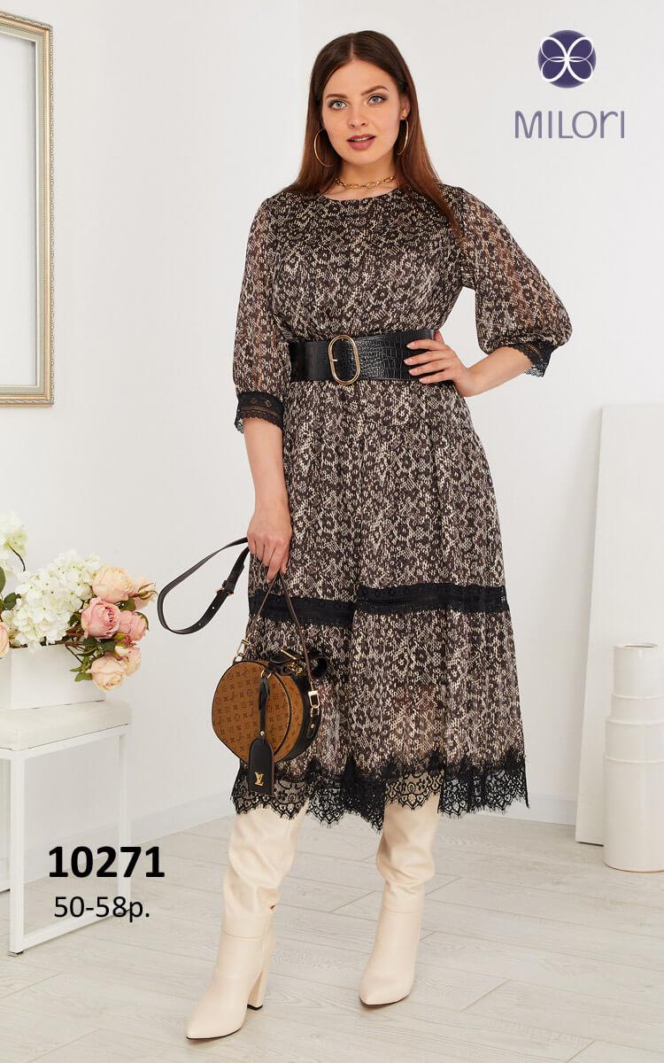 Платье 10271