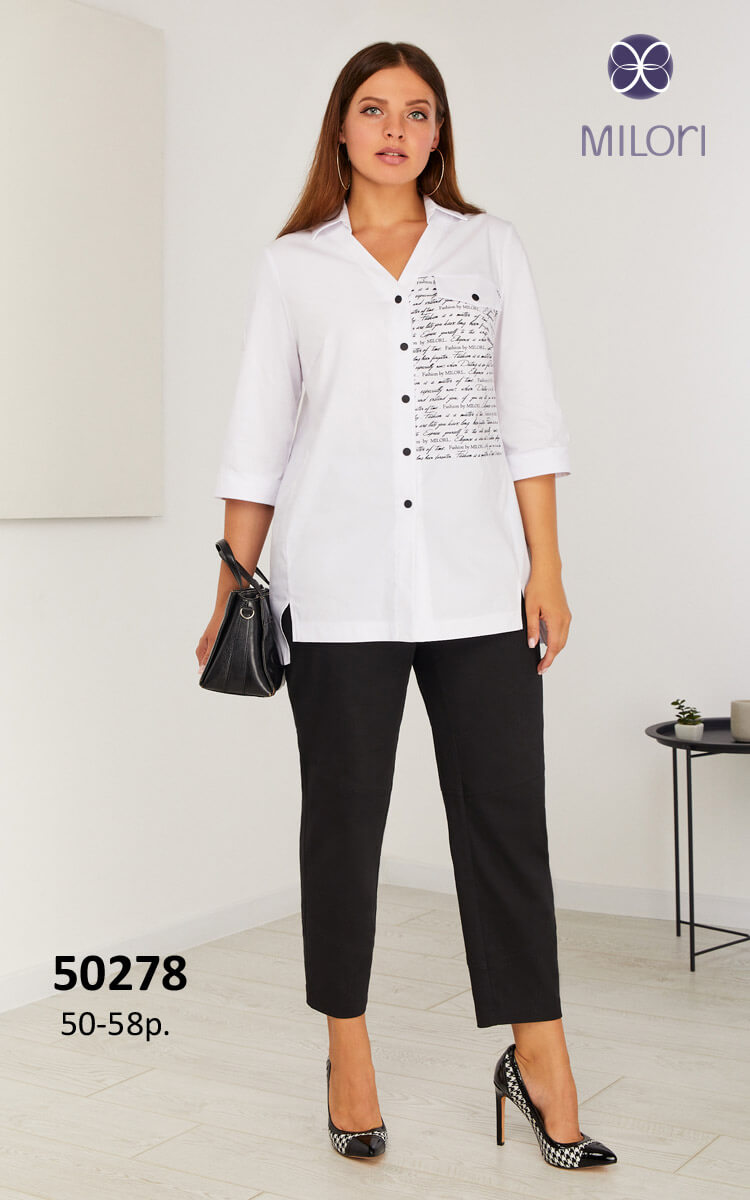 Блузка 50278