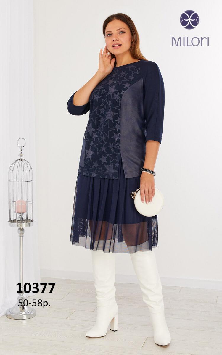 Платье 10377