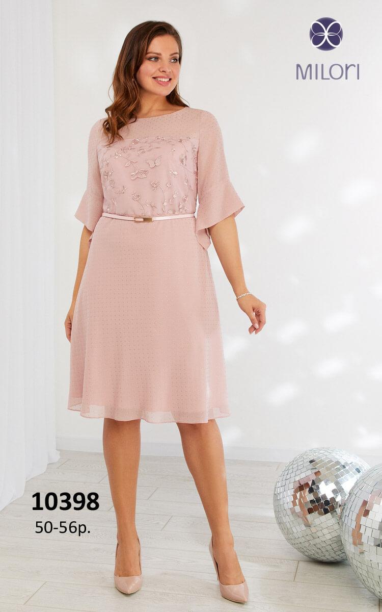 Платье 10398